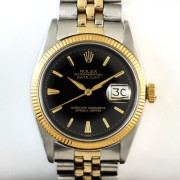 ROLEX OYSTER PERPETUAL DATE JUST 自動巻腕時計