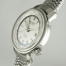 SEIKO セイコーワールドタイム 自動巻腕時計