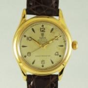 TUDOR OYSTER ハーフローター自動巻紳士用腕時計