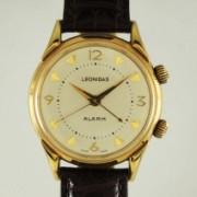 LEONIDASアラーム手巻付時計
