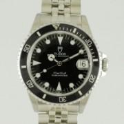 TUDOR自動巻腕時計
