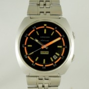 LONGINES OLYMPIAN自動巻腕時計