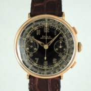 DOXA 2ツ目クロノグラフ腕時計