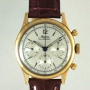 MINERVAクロノグラフ腕時計