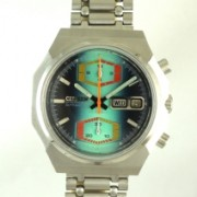 CITIZEN 自動巻 クロノグラフ腕時計