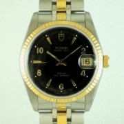 TUDOR PRINCE DATE 自動巻腕時計