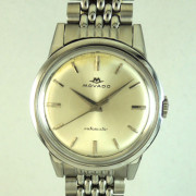 MOVADO自動巻腕時計
