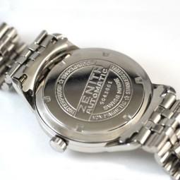 ZENITH ハーフローター自動巻腕時計  ze03269