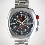 SICURA手巻ヨットレース用時計