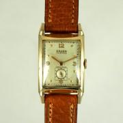 GRUEN CURVEX手巻腕時計