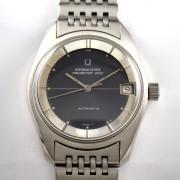 UNIVERSAL POLEROUTER DATE自動巻腕時計     UNIV02398