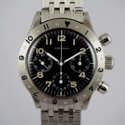 LONGINESクロノグラフ腕時計