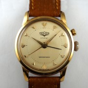 VALCAIN CRIKET アラーム付腕時計