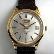 CITIZEN Crystal Seven自動巻腕時計     cit02945