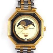 SEIKOファイブムーンフェイス 自動巻腕時計