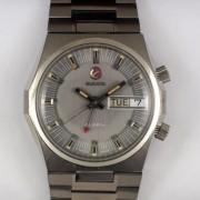 RADO自動巻アラーム腕時計     ra02163