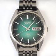 SEIKO 5 ACTUS 自動巻腕時計     se10019