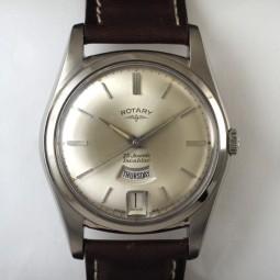 ROTARY DAY DATE 自動巻腕時計     sws01900