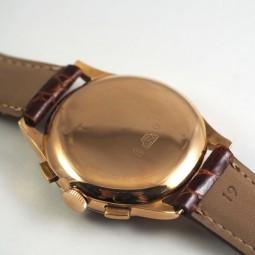 TELDAクロノグラフ手巻腕時計     te03738