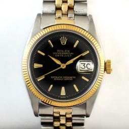 ROLEX OYSTER PERPETUAL DATE JUST 自動巻腕時計