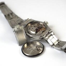 TUDOR OYSTER LADIES手巻腕時計
