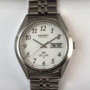 SEIKO LM DELUXE 自動巻腕時計     se03878