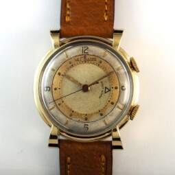 LECOULTRE WRIST ALARM 手巻腕時計